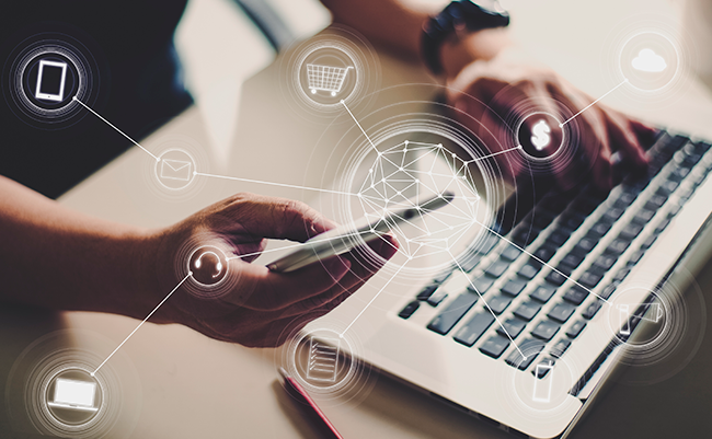 Lojas Online integração ERP