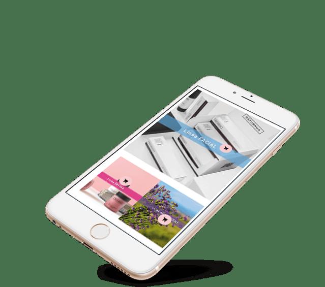 Loja Online Naturnua by Buzina- smartphone e iphone